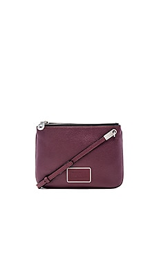 Marc by Marc Jacobs Ligero Double Percy Crossbody in Cardamom Multi