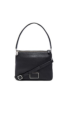 Marc by Marc Jacobs Ligero Shoulder Bag in Black