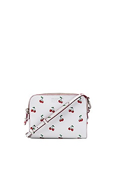 Marc by Marc Jacobs Fruit The Double Wallet in Off White Cherry Print