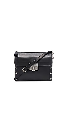 Marc by Marc Jacobs Espionage 25 Crossbody in Black