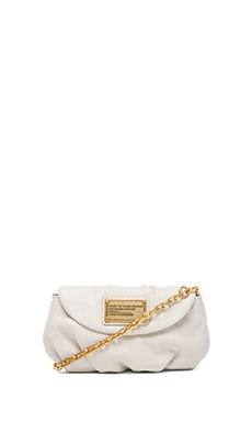 Marc by Marc Jacobs Classic Q Karlie in White Birch