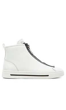 Marc by Marc Jacobs Calf Sneaker in White