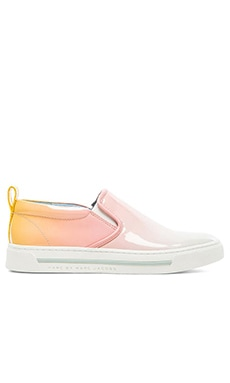 Marc by Marc Jacobs Slip On Sneaker in Sunset Multi