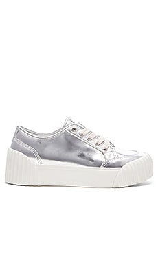 Marc by Marc Jacobs Riley Sneaker in Silver