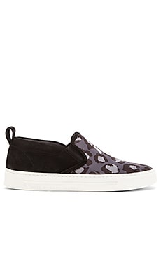 Marc by Marc Jacobs Broome Cute Kicks Slip On in Cheetah
