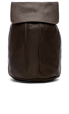 Marie Turnor The Rucksack in Chocolate