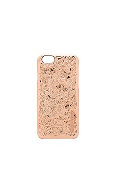 Marc Jacobs Foil iPhone 6 Case in Rose Gold