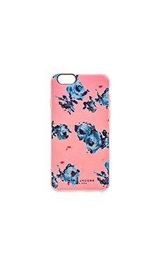 Marc Jacobs Brocade Floral iPhone 6/6s Case in Pink Multi
