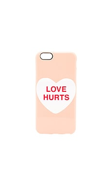 Marc Jacobs Love Hurts iPhone 6 Case in Seashell Peach
