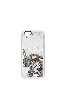 Moving MJ Collage iPhone 6s Case in Clear Multi