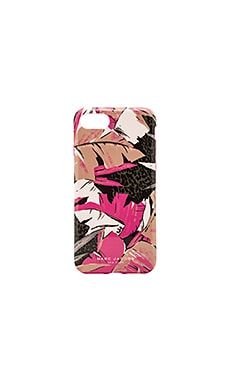 Palm iPhone 7 Case in Pink Multi