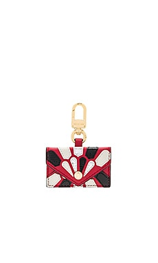 Fire Rooster Bag Charms Envelope Charm en Scarlet