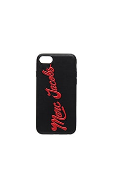 Glossy Marc iPhone 7 Case Marc Jacobs $38 Collections