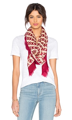 J Marc Scarf in Tawny Port Multi