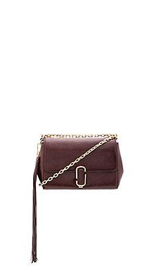 J Marc Shoulder Bag in Rubino