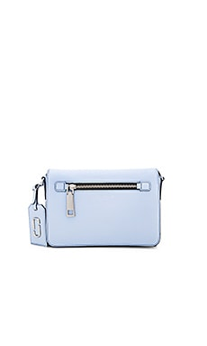 Marc Jacobs Gotham City Small Shoulder Bag in Cielo