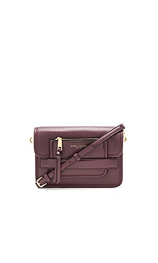 Marc Jacobs Madison Medium Shoulder Bag in Rubino