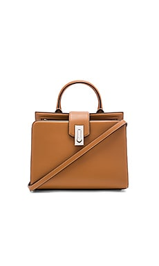 Marc Jacobs West End Small Top Handle Bag in Maple Tan