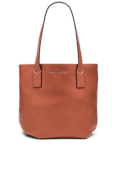 Wingman Shopping Bag in Cognac