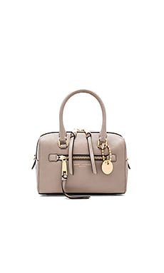 Recruit Small Bauletto Bag en Vison