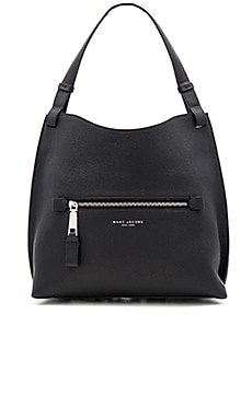 Marc Jacobs The Waverly Small Hobo Bag in Black