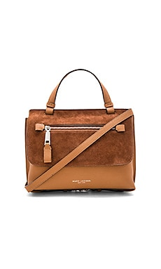 Маленькая сумка-сетчэл с ручками сверху the waverly - Marc Jacobs M0009398