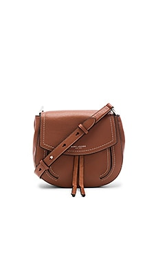 Maverick Shoulder Bag in Cognac
