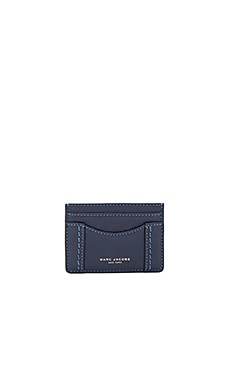 Maverick Card Case en Bleu Roy