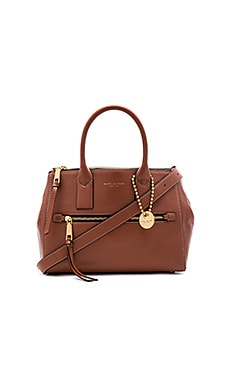 Recruit E/W Tote in Cognac