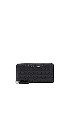 Matelasse Standared Continental Wallet