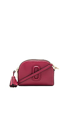 Shutter Small Camera Bag in Deep Maroon