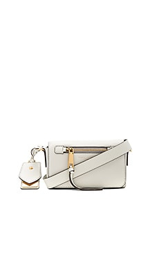 Recruit Crossbody Bag in Dove