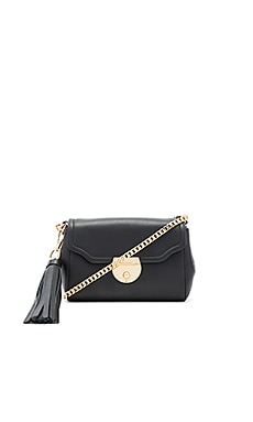 Basic Shoulder Bag in Black