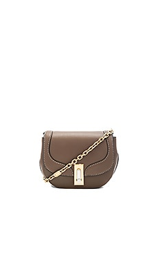 West End Stitch The Jane Shoulder Bag in Teak