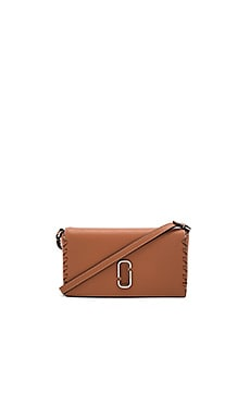 Noho Small Crossbody Bag in Caramel Cafe