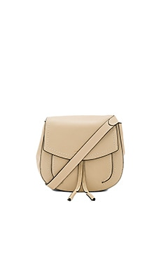 Maverick Shoulder Bag in Antique Beige