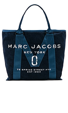 New Logo Tote en Denim