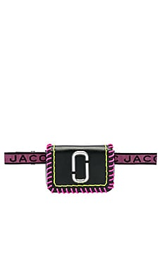 Hip Shot Whipstitches Belt Bag Marc Jacobs $298 Collections