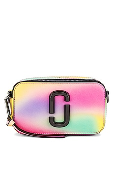 BOLSO SATCHEL SNAPSHOT AIRBRUSHED Marc Jacobs $350