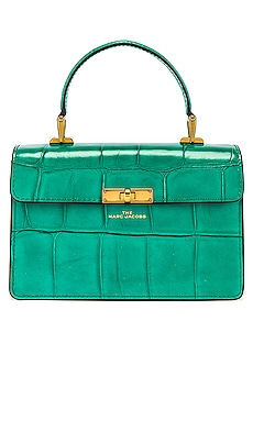 The Downtown Croc Embossed Bag Marc Jacobs $495