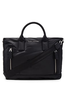 Marc Jacobs Mallorca Large E/W Tote in Black