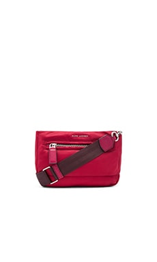 Marc Jacobs Mallorca Messenger Bag in Merlot
