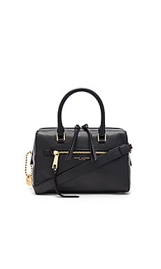 Marc Jacobs Recruit Bauletto Bag in Black