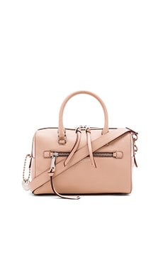 Recruit Bauletto Bag in Nude