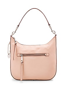 Recruit Hobo Shoulder Bag in Nude