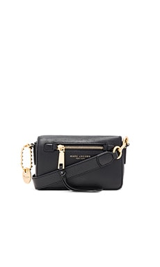 Recruit Crossbody en Noir
