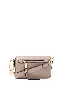Marc Jacobs Recruit Crossbody in Mink
