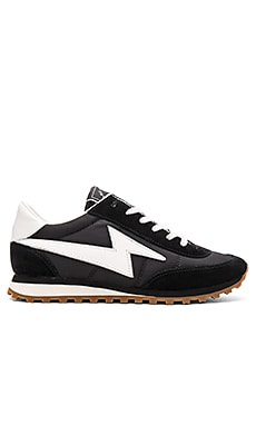 Astor Jogger Sneaker in Black