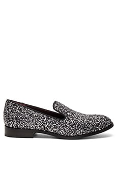 Zoe Loafer in Silver Multi