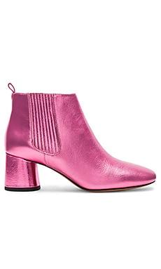 Купить Ботинки челси rocket - Marc Jacobs розового цвета